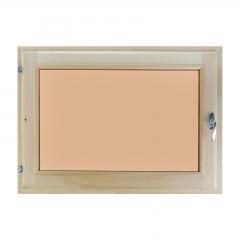 Окна для бани и сауны