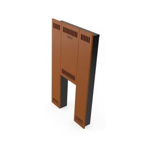 Экран фронтальный Мини, стандартная дверца, терракота