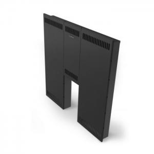Экран фронтальный Стандарт, стандартная дверца, антрацит