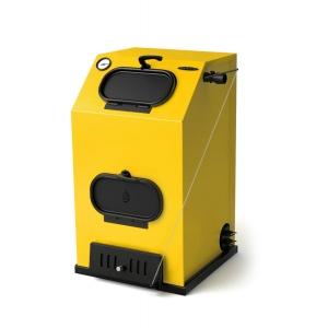 Прагматик Электро, 30 кВт, АРТ, ТЭН 12 кВт, желтый