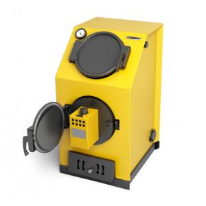 TMF Прагматик Газ 20 Электро, 20кВт, АРТ, ТЭН 6кВт, желтый